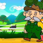 Dziadek fajną farmę miał