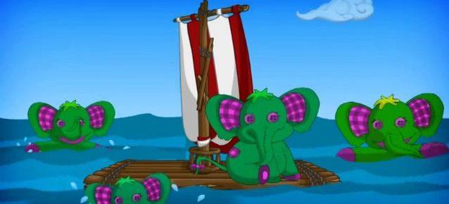 Cztery Słonie