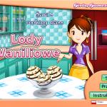 szkoła gotowania sary - lody waniliowe