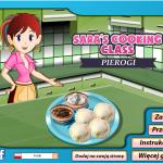 szkoła gotowania Sary - pierogi