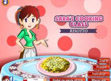 szkoła gotowania Sary - risotto