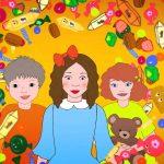 Bajkowa Drużyna - Cukierki cukierki