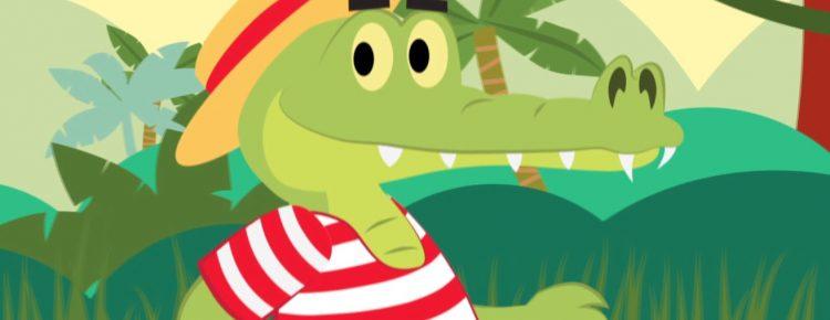 Śpiewające Brzdące - Krokodyla znak