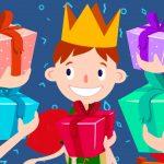 Dziecięce Przeboje - Urodzinki