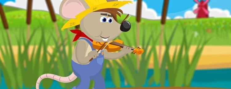 Śpiewające Brzdące - Kot i mysz