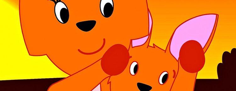 Dziecięce Przeboje - Kangurek Czupurek