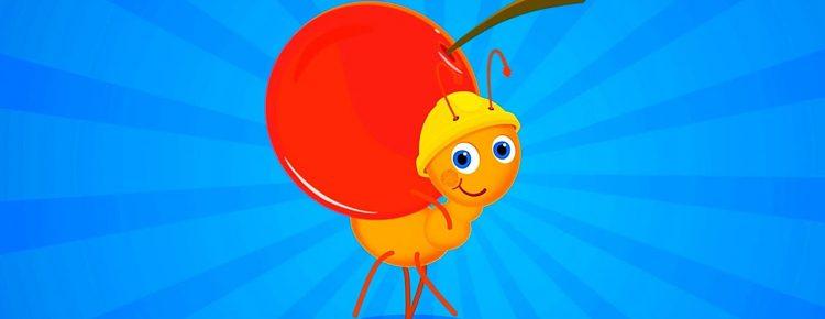Dziecięce Przeboje - Pracowita Mrówka