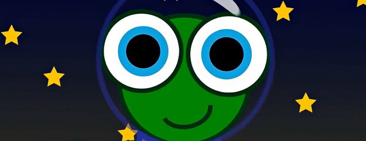 Dziecięce Przeboje – Kosmo Żabka