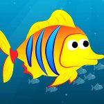 Śpiewające Brzdące – Kolorowa rybka