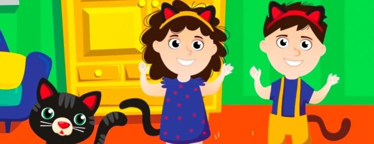 Children's Hits – Little Kitty Stan